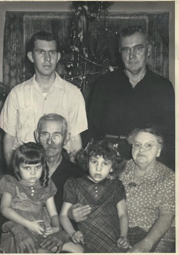 Bob, Pearl, Willilam, Edith